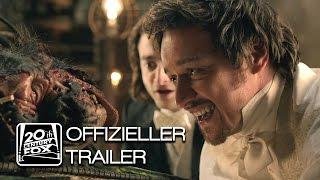 Victor Frankenstein - Genie und Wahnsinn Film Trailer