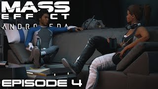 Mass Effect: Andromeda - Ep 4 - À Bord du Tempest ! - Let's Play FR ᴴᴰ