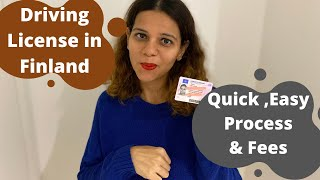 How I got my Driving License in Finland @Kabira Khanna Lets Take a Tour