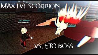 ro-ghoul level 1700 vs eto yoshimura boss warata without