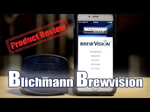 Blichmann Brewvision Review – Installation, Pairing, Brewday, & Tips for Beersmith customization