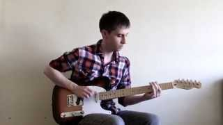 Alan Jackson - Who's cheatin' who guitar cover
