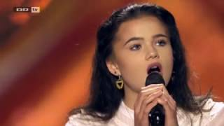 X Factor Denmark 2017 - Rosa Can't Stop Shaking But Amazes
