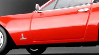 KK Scale Ferrari 365 GTC/4