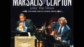 Wynton Marsalis & Eric Clapton - The last time 4/10