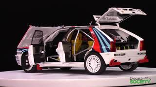 Kyosho Lancia Delta HF Integrale Martini #5