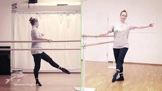 Ballett: Aleksandras Stange 05 – Jeté