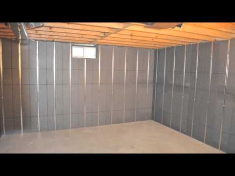Basement to Beautiful Insulation Panels: Energy-Efficient & Built to Last