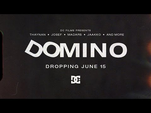DC SHOES : DOMINO TRAILER