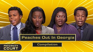Peaches Out In Georgia: Spicy Paternity Mysteries From Georgia (Compilation)   Paternity Court