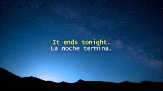 The All American Rejects It Ends Tonight Subtitulada Español Inglés