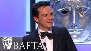 Andrew Scott Wins BAFTA Supporting Actor Award | BAFTA Television Awards 2012