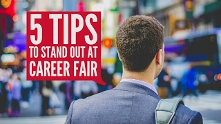 5 Tips to Stand Out at Career Fair thumbnail image