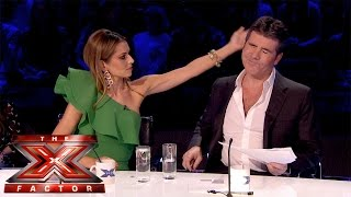 The X Factor Judges are ready for more backstabbing | The Xtra Factor UK 2014