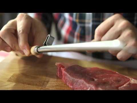 Come lardellare la carne con il lardellatore