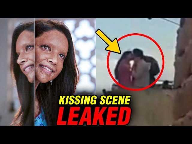 Chhapaak | Deepika Padukone Vikrant Massey KISSING Scene VIDEO LEAKED