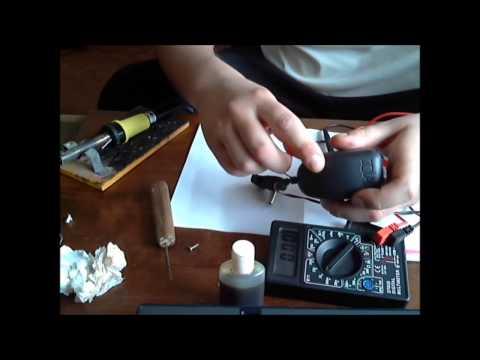 Ремонт ТВ антенного усилителя Zolan
