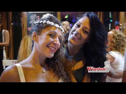 FIESTA BLANCA - DOMINGO 13 AGOSTO 2017 - Winston Latino Benidorm