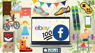 My 10 BEST $100 Sale Items You Can SELL on Ebay and Facebook Marketplace RIGHT NOW!