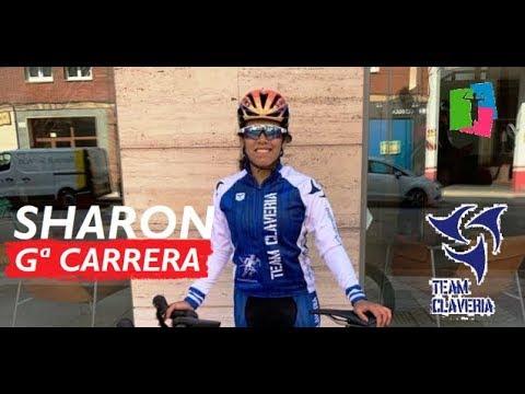 Sharon Gª Carrera realiza con Team Clavería la prueba de esfuerzo en Healthing de ReebokSC