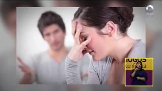 Diálogos en confianza (Pareja) - La violencia en el noviazgo no es amor