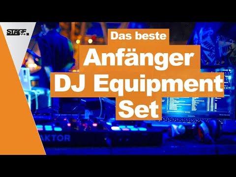 Das beste DJ Anfänger Equipment Set 2018  | Kaufberatung - stage.choice