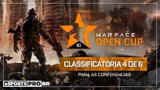 WARFACE | Classificatórias #04 com BrisaSuave e Nicesho0t