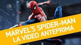 Marvel's Spider-Man Anteprima: a spasso per New York con l'Uomo Ragno (4K)