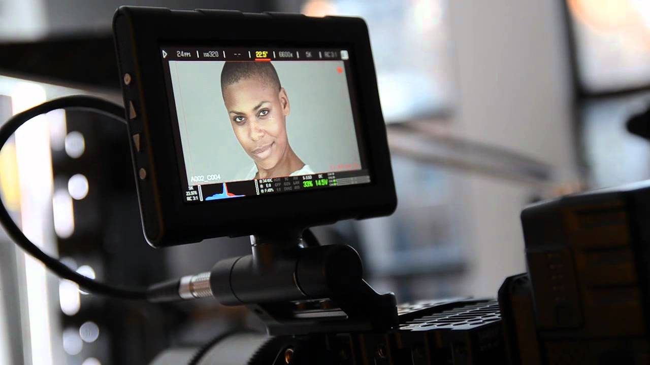 Can You Really Shoot Print-Quality Portraits With A Red Epic Video Camera?