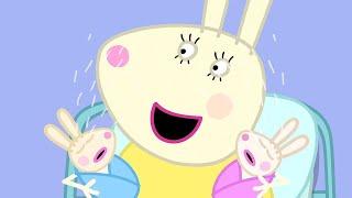 Peppa Pig Full Episodes  Mummy Rabbit's Bump #108