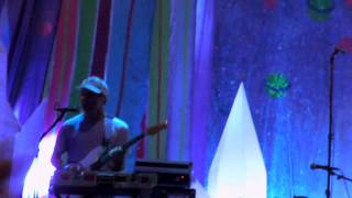 Animal Collective - Did You See The Words - Pitchfork 2011