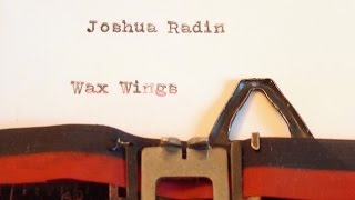 Joshua Radin - Beautiful Day (Official Audio)