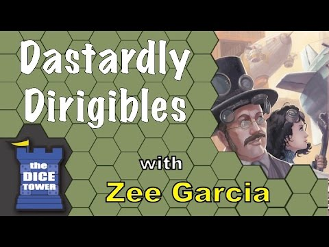 Dastardly Dirigibles Review - with Zee Garcia