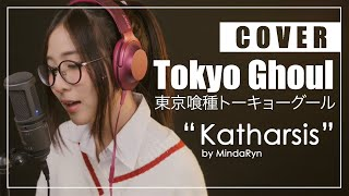 Gambar cover Katharsis - Tokyo Ghoul:re 2 OP『TK from Ling Tosite Sigure』(cover by MindaRyn ft. Drumstick)