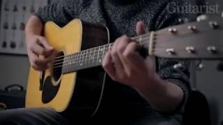 Martin D-28 (2017) Acoustic Demo