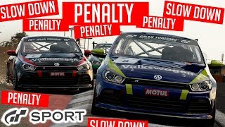 Gran Turismo Sport: Are Penalties Ruining The Game?