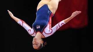 preview picture of video 'Trampoline Worlds 2011 Birmingham - Team Final Women and Men - We are Gymnastics!'