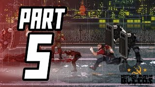 ► Mother Russia Bleeds w/ GROWEY | #5 | CZ Lets Play / Gameplay [1080p] [PC]
