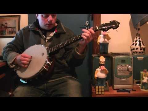 Rocky Road To Dublin The Dubliners Free Banjo Sheet Music