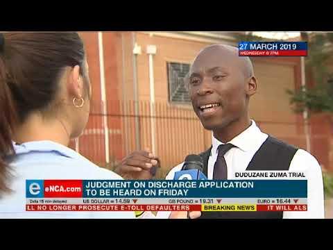 Duduzane Zuma trial postponed