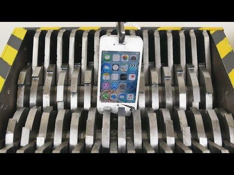 Triturando iPhones!!