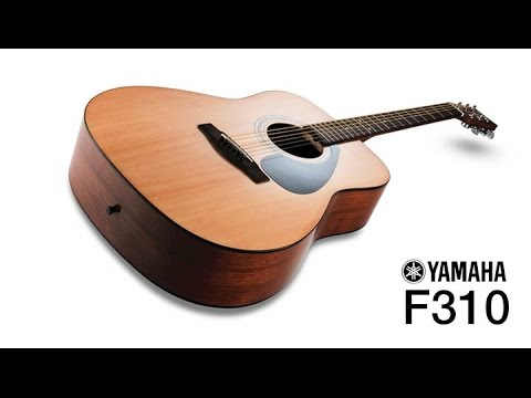 Yamaha F310P NAT Acoustic Guitar Natural