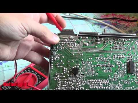 Как определить распиновку автомагнитолы если нет штекера