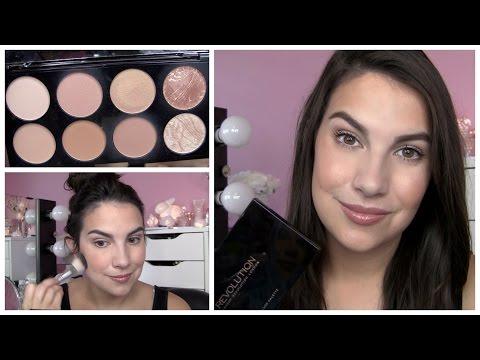 Cream Blush Palette by Revolution Beauty #5