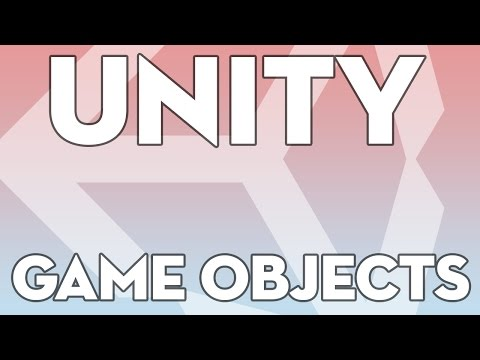 Unity Tutorials - Essentials 05 - What is a Game Object - Unity3DStudent