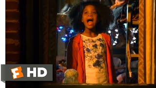 Annie (2014) - Maybe Scene (2/9) | Movieclips
