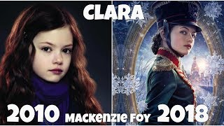 The Nutcracker and the Four Realms, Before and After they were Famous