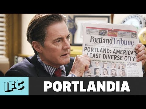 Portlandia Season 8 Teaser 'Portland So White'