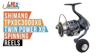Shimano Twin Power XD TPXDC3000XG Spinning Reel | J&H Tackle