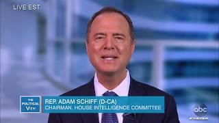 Rep. Adam Schiff On Articles Of Impeachment, Part 1 | The View